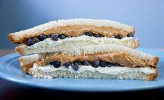 Peanut Butter , Cream Cheese , and Chocolate Chips #YumYum #Food #Love  #HappyThursday Courtesy of Bay Ridge Toyota Brooklyn New York -Joe Ciaccia www.bayridgetoyota.com