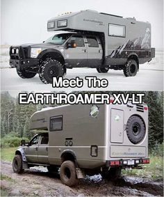 Meet The EARTHROAMER XV-LT,This is one of the best bug out / camping vehicles I have seen for a long time.