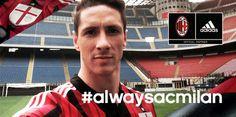 Equipacion Torres AC Milan primera 2014-2015