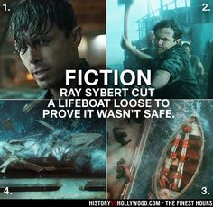 Casey Affleck as Ray Sybert in 'The Finest Hours' Coast Guard movie. Read 'The Finest Hours: History vs. Hollywood' at: http://www.historyvshollywood.com/reelfaces/finest-hours/