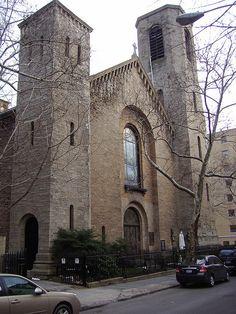 Brooklyn Heights Maronite Church in New York City