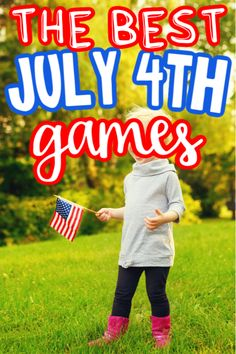 These patriotic party games, party hacks, and party planning tips will help you throw the best summer party ever! Whether you're looking for 4th of July party ideas, 4th of July party games, or even just summer party ideas – you'll find everything you need!
