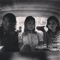 There can never be enough #PLLBlackAndWhite Instagram pics!