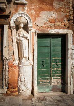 Tintoretto's House, Moorish district, Venice, Italy