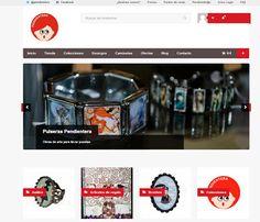 De Tacones y Bolsos: Nueva web de Pendientera