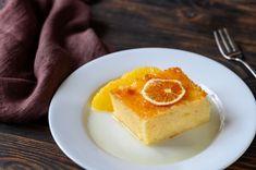 Δροσερή πορτοκαλόπιτα του Γιάννη Λουκάκου -Με φίνα γεύση και υπέροχο άρωμα
