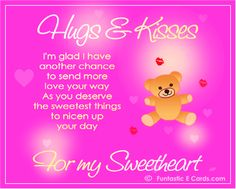 Cute Thinking Of You Sayings | sentimental-thinking-of-you_teddy-pink.gif