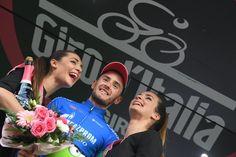 Alexander Foliforov sul podio dell'Alpe di Siusi ;-)