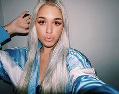 "151.5k Likes, 384 Comments - ⚡️LOTTIE⚡️ (@lottietomlinson) on Instagram: ""yaaaay new hair  colour by @tori_stewart93 at @bleachlondon & stennies by @jameswsilk…"""