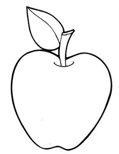 Best Coloring: Cartoon apple coloring pages - Amazing Coloring sheets - Snow White Coloring Pages, Apple Coloring Pages, Leaf Coloring Page, Alphabet Coloring Pages, Cartoon Coloring Pages, Free Printable Coloring Pages, Templates Printable Free, Colouring Pages, Apple Clip Art