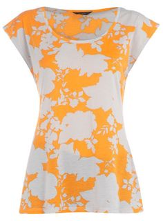 Orange and grey £16