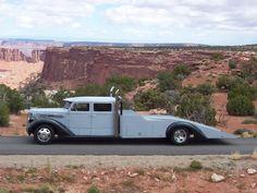 Diamond T Car Hauler