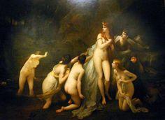 LEFEBVRE Jules-Joseph | LA CONCHIGLIA DI VENERE