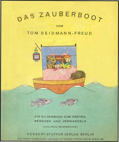 """Das Zauberboot"", Tom Seidmann-Freud (1929)."