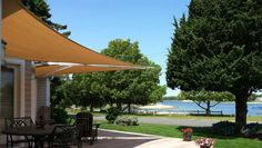 Stay under the shade this Summer with Shade Sails   The Steady Hand