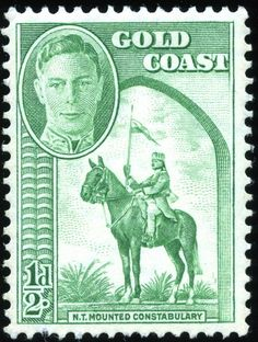 Crown Colony, History Page, King George, West Africa, Stamp Collecting, Elizabeth Ii, Gold Coast, Ghana, Postage Stamps