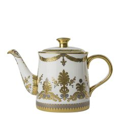 opulent table ware | TEAPOT (120cl ) - Amber & Pearl Palace - Browse By Pattern - Tableware
