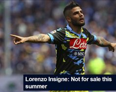 Insigne rumours are rubbished Napoli have rubbished speculation surrounding the respective futures of Lorenzo Insigne and Erik Lamela, but have admitted to being keen on Sandro.