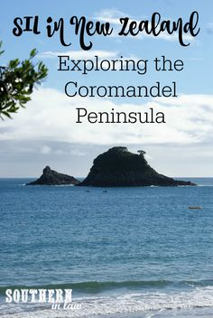 From a train ride at Driving Creek Railway to sight seeing on the Hahei Explorer Cathedral Cove Boat Tour, check out what Kristy and Jesse got up to as they explored New Zealand's Coromandel Peninsula!