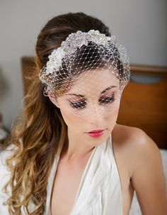 jeweled/birdcage/veil - Google Search
