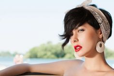 Rockabilly Hairstyles for Short Hair