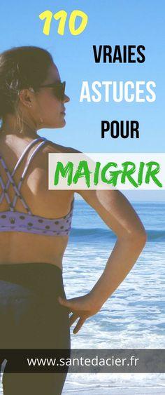 Programme sport femme maigrir | Astuces pour maigrir | Comment perdre du poids | Perte de poids astuces | Astuces pour perdre du poids | santedacier.fr