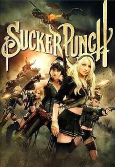 Sucker Punch Extended Cut from Zack Snyder with Emily Browning as Babydoll 2011 Movies, Hd Movies, Movies To Watch, Movies Online, Movies And Tv Shows, Movie Tv, Movies Free, Sucker Punch, Jena Malone