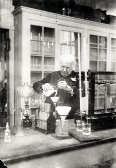 Edison the Chemist.
