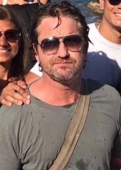 Hot Actors, Actors & Actresses, Windsor, Paisley, Gb Bilder, Gerard Butler, My Crush, Jennifer Aniston, Films