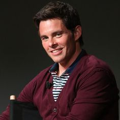 Pin for Later: James Marsden's First Instagram Was Taken From Your Dreams — See the Snap!
