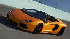 First drive: Lamborghini Aventador Roadster (Topgear)
