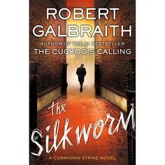 Livro - The Silkworm: A Cormoran Strike Novel