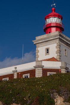 Lighthouse #Cabo da Roca #Portugal #August 2015