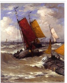 Hendrik Willem Mesdag (1831-1915)