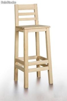 Chair Design Ideas Woodworking is a multifaceted craft that can result in many beautiful and useful pieces. If you are looking to learn about woodworking, then you have came to the right place. Chair Design, Furniture Design, Wooden Plane, Wood Toys Plans, Chaise Bar, Pallet Furniture, Pallet Chair, Diy Pallet, Built In Bookcase
