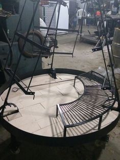 Fire Pit Cooking, Fire Pit Grill, Patio Grill, Bbq Grill, Custom Bbq Pits, Bbq Catering, Summer Barbeque, Backyard Patio Designs, Grill Design