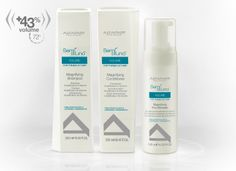 Alfaparf Semi Di Lino Magnifying Volume Line Shampoo And Conditioner, Helpful Tips, Salons, Palm, Personal Care, Bottle, Blog, Products, Useful Tips