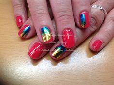 Natural nails Cnd Shellac, Natural Nails, Natural Looking Nails, Natural Color Nails