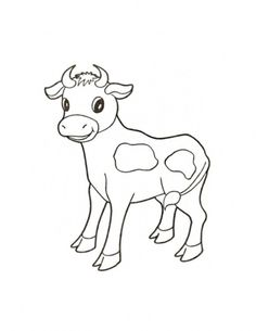 farm animal coloring pages these free printable farm animal