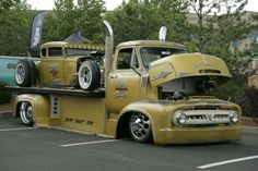 Matching tow truck?