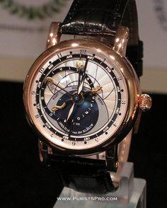AHCI & Independent Haute Horlogerie - Baselworld 2009 - Christiaan van der Klaauw
