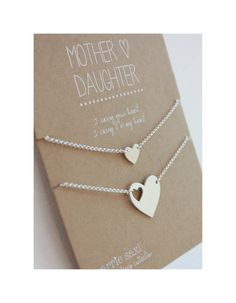Hey, I found this really awesome Etsy listing at https://www.etsy.com/listing/181135465/mother-daughter-bracelet-set-silver