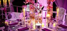 ORNATUS EVENTS - See our gallery image with our creations
