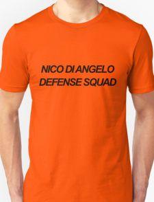 Nico Di Angelo Defense Squad T-Shirt