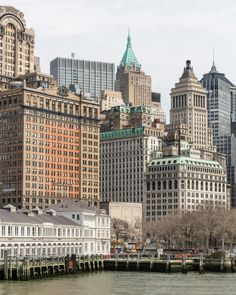 "breathtakingdestinations: "" New York City - New York - USA (by Allan Harris) """