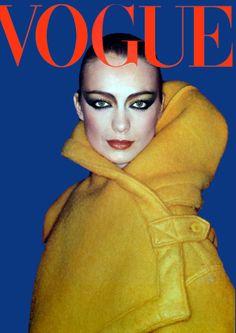 Vogue Magazine 1981.