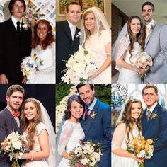 Updated Duggar wedding photos