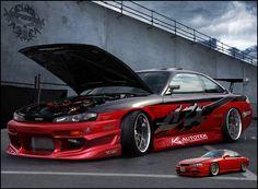 nissan sylvia | Nissan Silvia Tokyo Drift