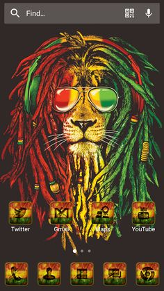Rasta Reggae Solo Launcher - Android Apps on Google Play