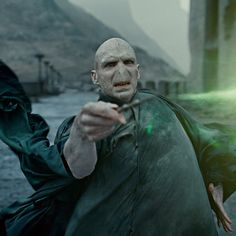 The final battle. #HarryPotter